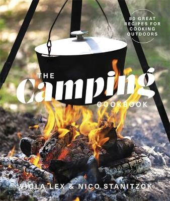 The Camping Cookbook by DK Australia