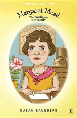 Margaret Mead by Susan Saunders