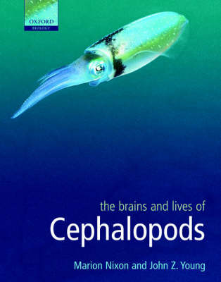 Brains and Lives of Cephalopods book