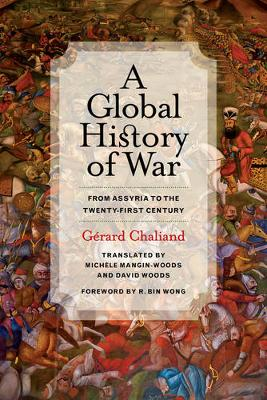 Global History of War by Gerard Chaliand