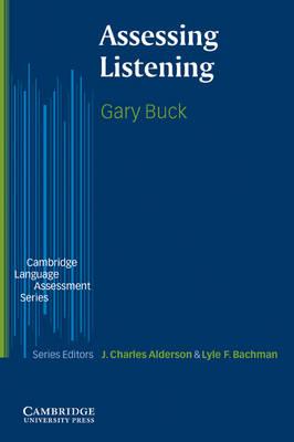 Assessing Listening book