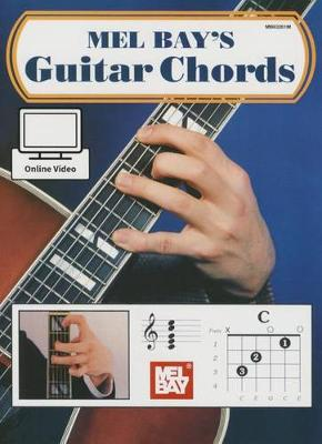 Guitar Chords by Mel Bay