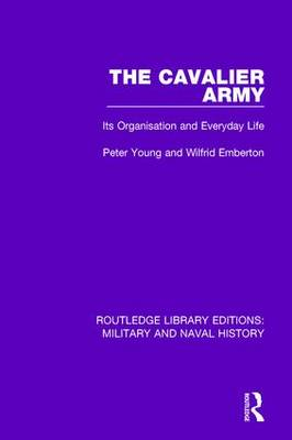 The Cavalier Army by Peter Young