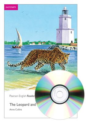 LEOPARD AND LIGHTHOUSE BK/CD   EASY START/BK&CD PK  588061 book