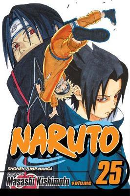Naruto, Vol. 25 by Masashi Kishimoto
