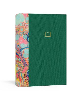 My Reading Journal: A Notebook and Diary for Book Lovers by Potter