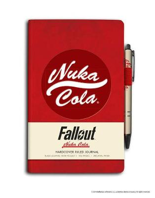 Fallout Hardcover Ruled Journal (With Pen) by Insight Editions