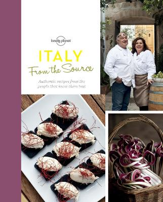 From the Source - Italy by Lonely Planet
