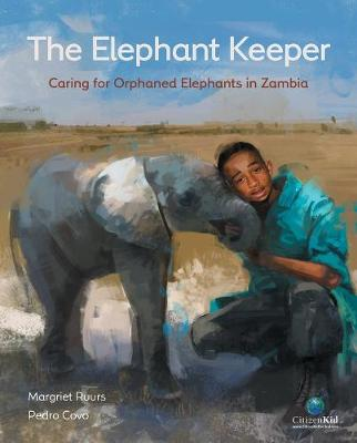 Elephant Keeper by Margriet Ruurs