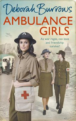 Ambulance Girls book