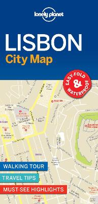 Lonely Planet Lisbon City Map by Lonely Planet