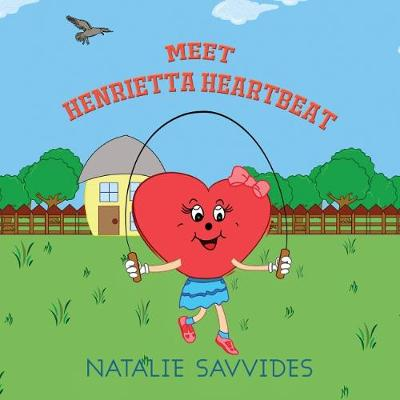 Henrietta Heartbeat by Natalie Savvides
