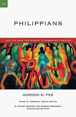 Philippians by Gordon D Fee