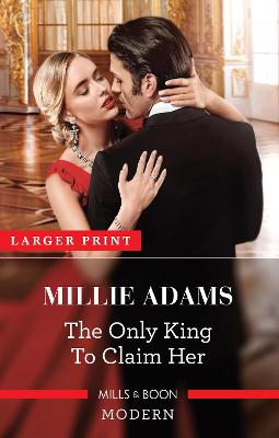 The Only King to Claim Her book