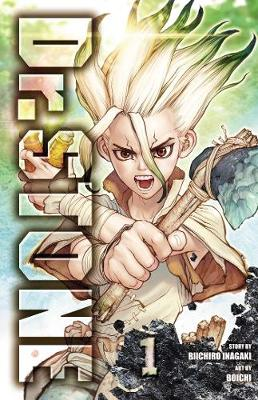 Dr. STONE, Vol. 1 book