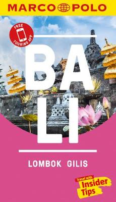 Bali Marco Polo Pocket Travel Guide 2018 - with pull out map by Marco Polo
