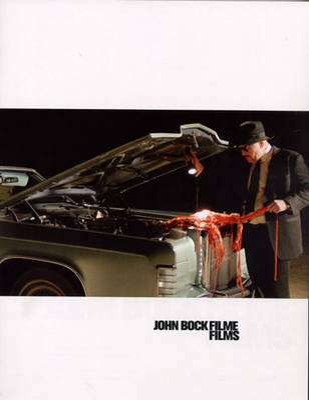 John Bock by Robin Curtis