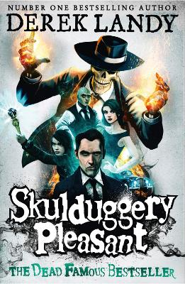 Skulduggery Pleasant #1 book