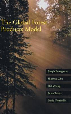 Global Forest Products Model by Joseph Buongiorno