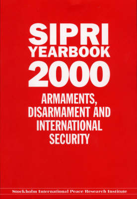 SIPRI Yearbook 2000 book
