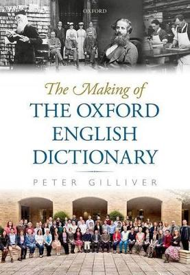 Making of the Oxford English Dictionary book