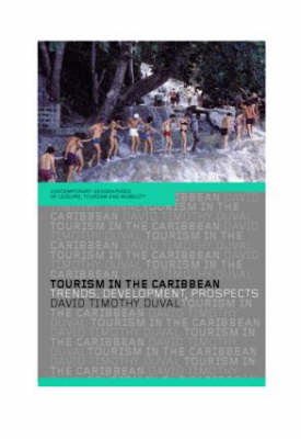 Tourism in the Caribbean book