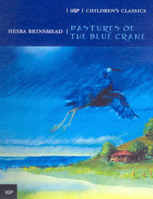 Pastures of the Blue Crane book