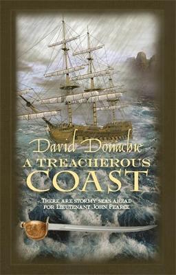 A Treacherous Coast by David Donachie