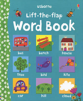 Lift-The-Flap Word Book by Felicity Brooks