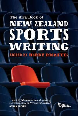 Awa Book of New Zealand Sports Writing by Harry Ricketts