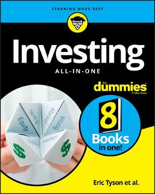 Investing All-in-One For Dummies by Eric Tyson