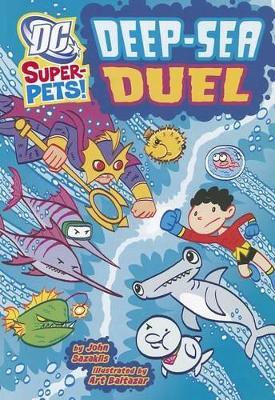 Deep-sea Duel by ,John Sazaklis