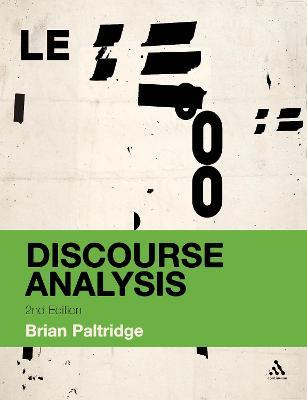 Discourse Analysis by Brian Paltridge