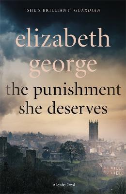Punishment She Deserves book