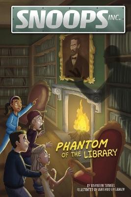 Phantom of the Library by Brandon Terrell