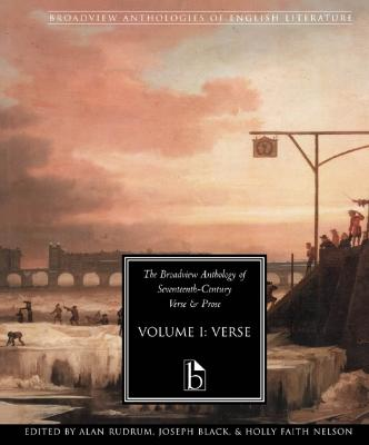 The Broadview Anthology of Seventeenth-Century Verse by Alan Rudrum