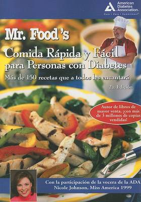 Mr. Food's Comida Rapida y Facil para Personas con Diabetes book