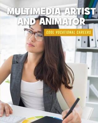 Multimedia Artist and Animator by Ellen Labrecque