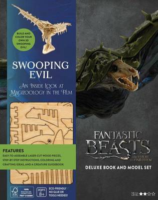 Incredibuilds: Fantastic Beasts and Wher by Jody Revenson