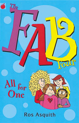 All For One (Fab Four) by Ros Asquith