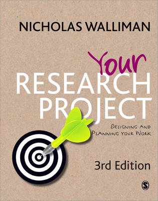 Your Research Project book