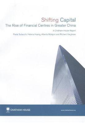 Shifting Capital by Paola Subacchi
