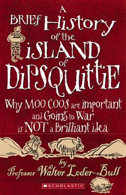 Brief History of the Island of Dipsquittie by Carol Ann Martin
