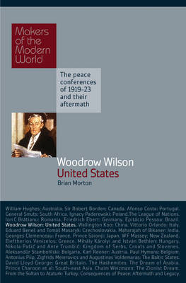Woodrow Wilson book