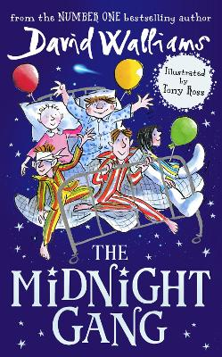 Midnight Gang by David Walliams