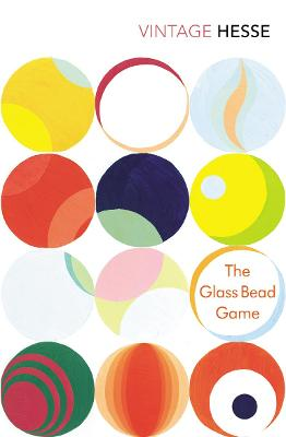 Glass Bead Game book