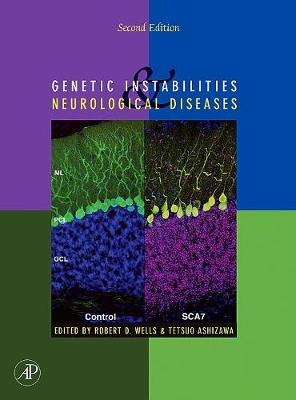 Genetic Instabilities and Neurological Diseases book