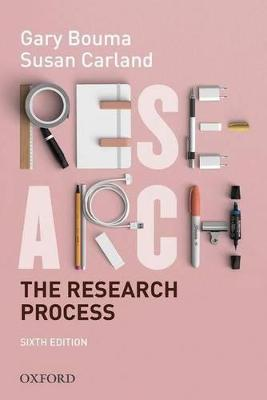 Research Process book