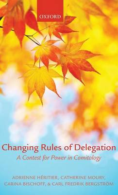 Changing Rules of Delegation by Adrienne Heritier
