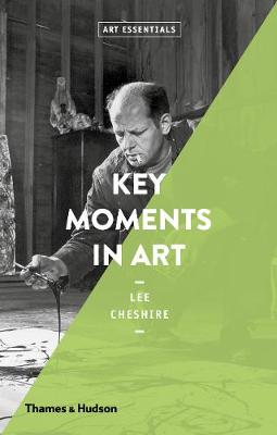 Key Moments in Art book